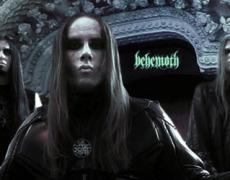 Behemoth en México 2012: Concierto en México DF.