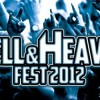 Hell & Heaven metal fest 2012 en Guadalajara, Jalisco.