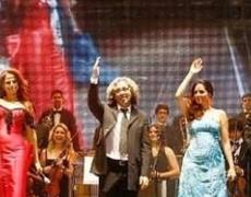Azabache en España 2013: Concierto en Murcia, Salamanca y Cáceres.