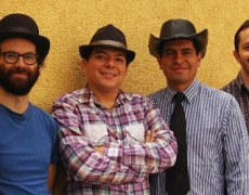 Paté de Fuá en México 2013: Concierto en México DF.