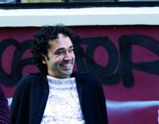 Cristiano Andrade en España 2013: Concierto en Barcelona
