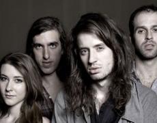 Crystal Fighters en España 2014: Concierto en Barcelona