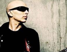 Joe Satriani en México 2014: Concierto en México DF