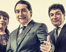 Los Ángeles Azules en México 2014: Concierto en Monterrey
