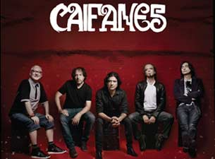 Caifanes en México DF 2013