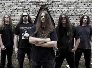 Cannibal Corpse en México DF 2013