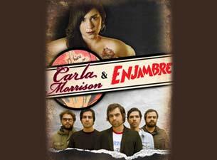 Carla Morrison y Enjambre en Monterrey 2013