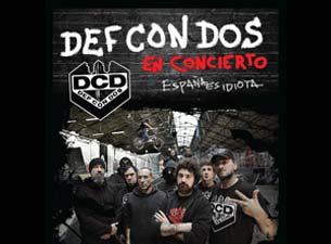 Def Con Dos en Mexico 2013