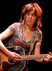 Lucinda Williams en España 2013