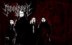 Moonspell en España 2013