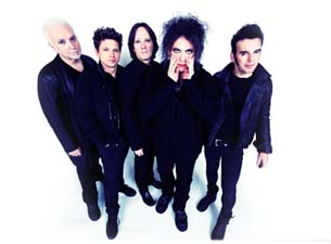The Cure en México 2013