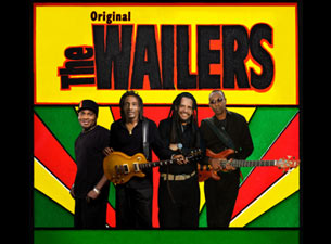 The Original Wailers en Mexico DF 2013