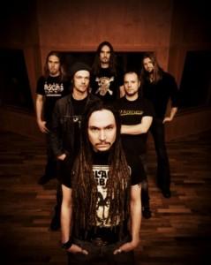 Amorphis en España 2013
