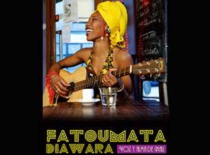 Fatoumata Diawara en Mexico DF 2013