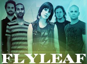 Flyleaf en México DF 2013