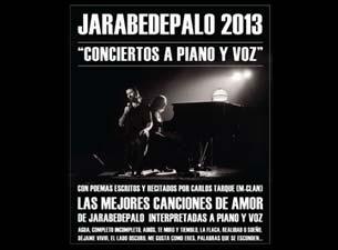 Jarabe de Palo en México DF 2013