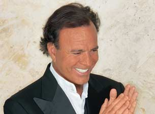Julio Iglesias en Mexico DF 2013