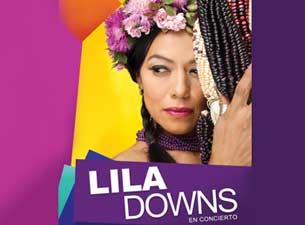 Lila Downs en Monterrey 2013