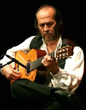 Paco de Lucía en España 2013