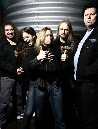 Stratovarius en España 2013