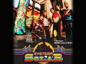 Systema Solar en Mexico DF 2013