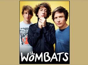The Wombats en México DF 2013