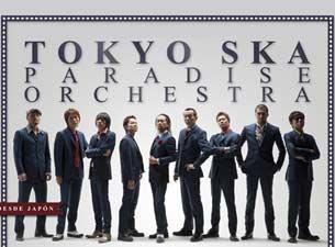 Tokyo Ska Paradise Orchestra en México DF 2013