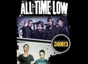 All Time Low en Mexico DF 2013