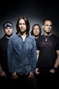 Alter Bridge - Portraits