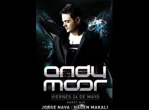 Andy Moor en Mexico DF 2013