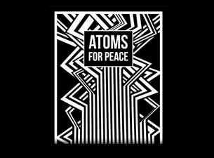 Atoms for Peace en Mexico DF 2013