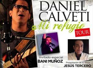 Daniel Calveti en Monterrey 2013