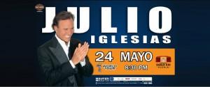 Julio Iglesias en Puebla 2013