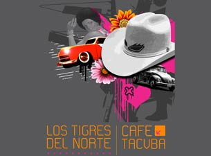 Los Tigres del Norte y Café Tacvba en Guadalajara 2013