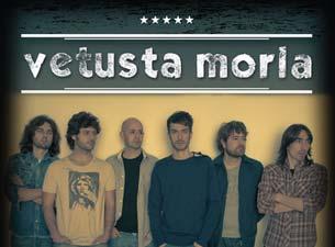 Vetusta Morla en Mexico DF 2013