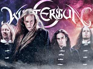 Wintersun en Mexico 2013