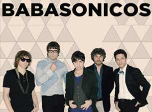 Babasónicos en Mexico DF 2013