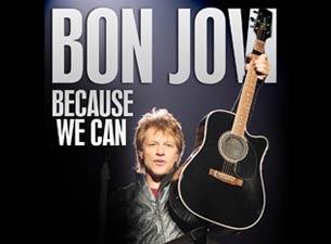 Bon Jovi en Mexico DF 2013