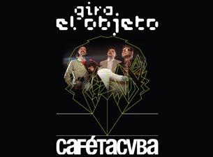 Café Tacvba en Mexico 2013