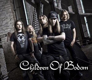 Children of Bodom en España 2013