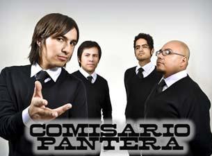 Comisario Pantera en Mexico DF 2013