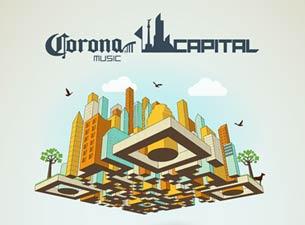 Corona Capital en México DF 2013