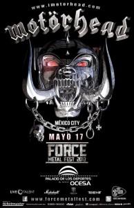 Force Fest en Mexico DF 2013