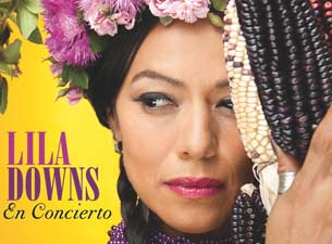 Lila Downs en Mexico DF 2013