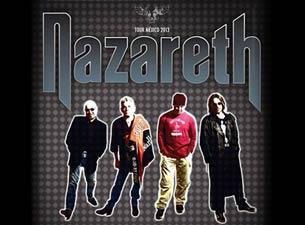 Nazareth en guadalajara 2013