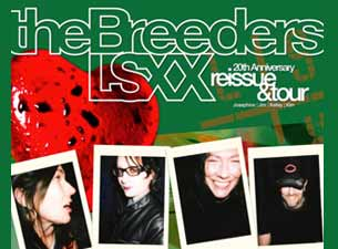 The Breeders en Guadalajara 2013