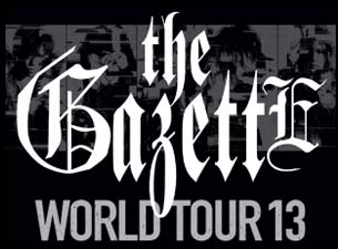 The Gazette en Mexico DF 2013