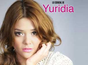 Yuridia en Guadalajara 2013