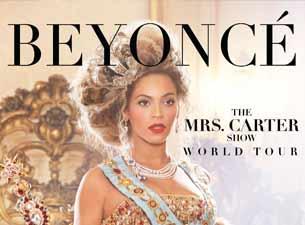 Beyoncé en México DF 2013