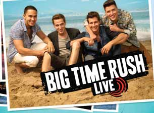 Big Time Rush en Mexico DF 2013